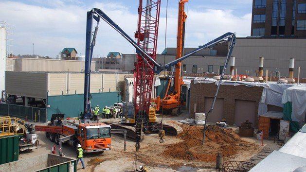 Commercial Concrete Contractors in SC - Wayne Brothers, Inc