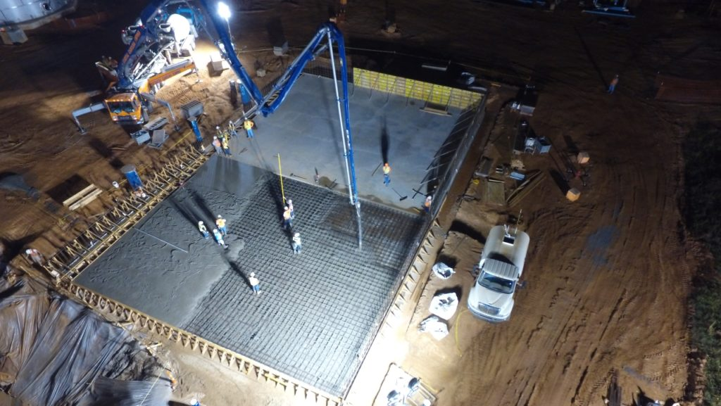 Commercial Concrete Contractors in Tennessee - Wayne