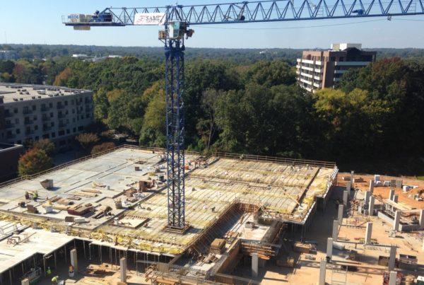 Commercial Concrete Services In The Southeast